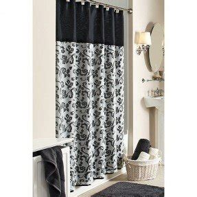 damask shower curtain foter