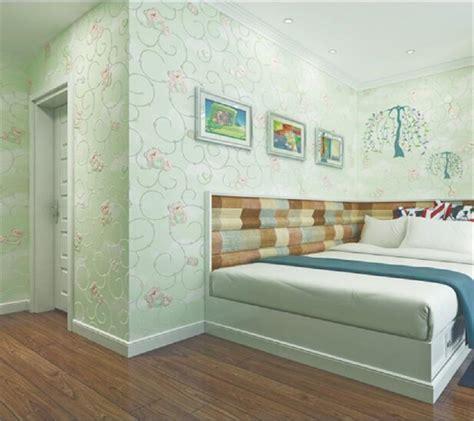 motif wallpaper dinding ruang tamu rumah harga
