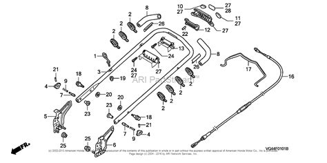 honda lawn mower parts diagram honda gcv160 lawn mower parts diagram imageresizertool