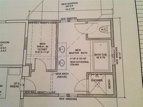 Master Bathroom Layouts Planning Ideas, master bathroom