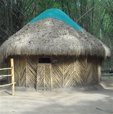 A Bamboo Cottage