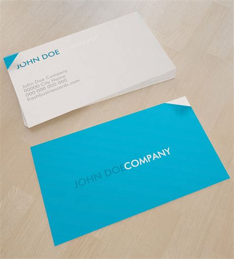 business card size template psd 10 new psd business card templates for photoshop