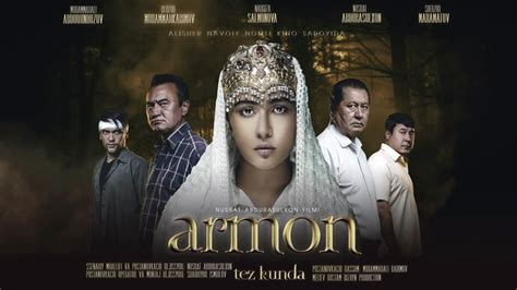 uzbek kinotv armon uzbek kino treyler армон трейлер youtube