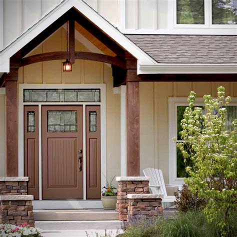 Mainely Vinyl 187 Entry Doors Vinyl Exterior Doors
