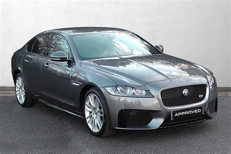 used 2016 jaguar xf 3 0 v6 supercharged s 4dr auto for