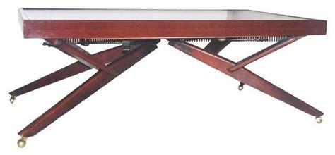 Mid Century Modern Castro Convertible Table Modern Castro Convertible Coffee Table