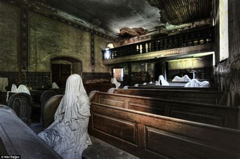 40 Most Creepy Abandoned Places In The World That Will