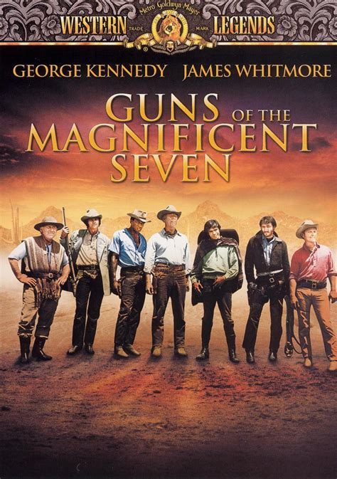 Watch Return Magnificent Seven 1966 Full Movie Guns Of The Magnificent Seven Movie Trailer Reviews And More Tvguide Com