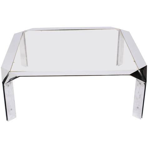 design institute of america coffee table design institute of america chrome coffee table for sale