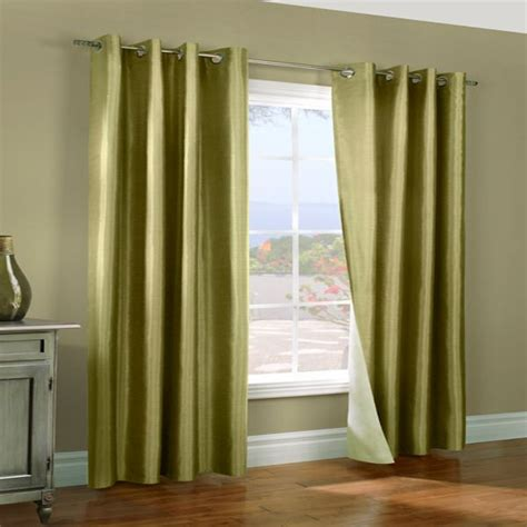 green thermal curtains miller celadon green insulated thermalogic faux silk