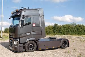 Renault T Truckstyling Projekt Renault Trucks T 520 Torpedo