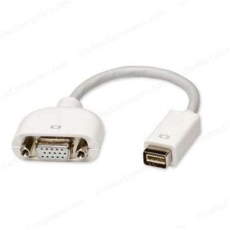 mini dvi m9320g a apple mini dvi to vga adapter