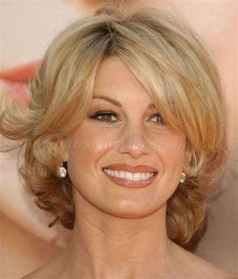 hairstyles for 50 with wavy hair short hairstyles over 50 short hairstyle for women over