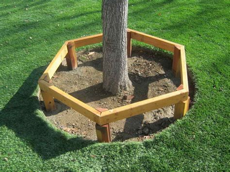 diy tree bench how to repairs how to build tree benches white hall