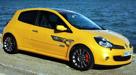 renault clio 2006 2006 renault clio iii sport pictures information and