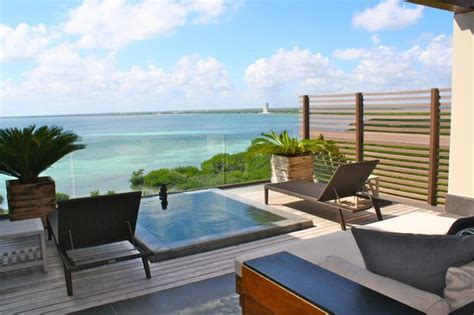 Plunge Pool Room by Plunge Pool Room Picture Of Nizuc Resort And Spa