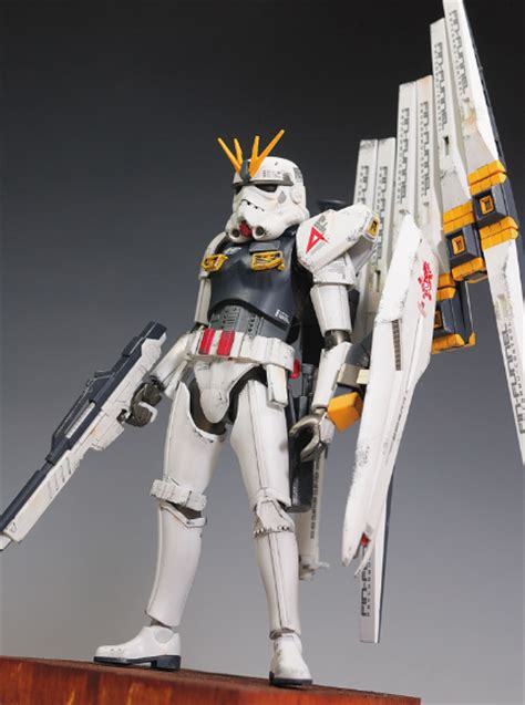 Kaos Gundam Mobile Suit 56 custom made mobile suit gundam stormtrooper figures geektyrant
