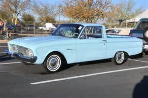 Ford Falcon Ranchero 1961 Ford Falcon Ranchero Values Hagerty Valuation Tool 174