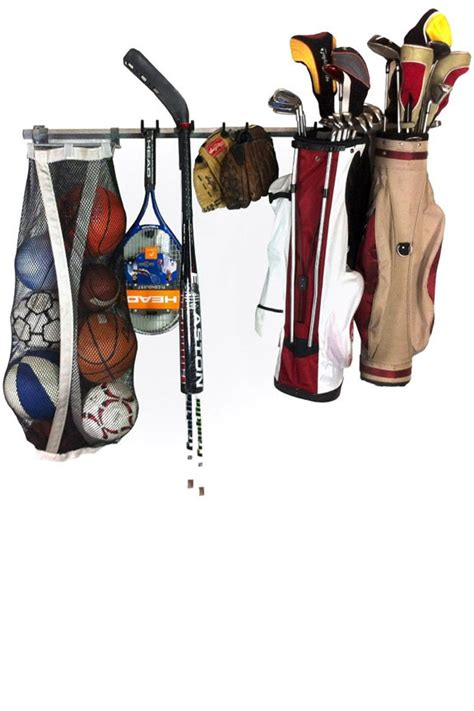 Sports Equipment Rack by Sports Equipment Storage Rack