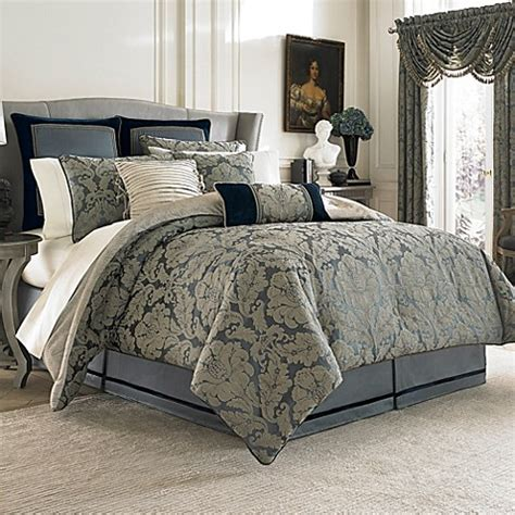 Brand Bed Cover Set California King 180x200 No 1 Motif Verena buy croscill 174 chamade comforter set from bed bath beyond