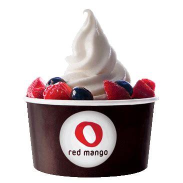 Frozen Yogurt Gift Card - frozen yogurt menu red mango frozen yogurt frozen yoghurt smoothies parfaits