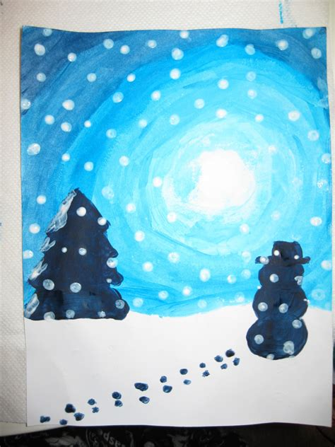 winter craft projects s teaching treasures winter