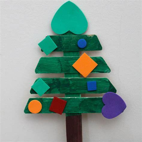 Christmas Ornaments With Popsicle Sticks - decora 231 227 o de natal enfeites para 225 rvore dicas mi 250 das