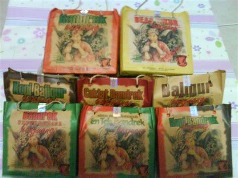 Bajigur Bandrek Hanjuang Paket 9 Rasa grosir bandrek minuman produk hanjuang temukan inspirasi sukses saat nge bandrek