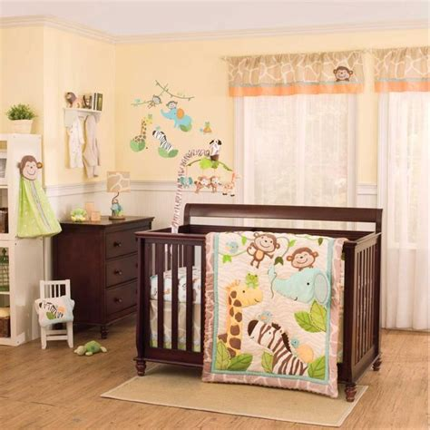 Jungle Animal Crib Bedding 17 Best Images About Baby Bedding Safari On Pinterest Baby Crib Bedding Baby Rooms And Products