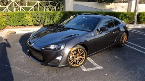 frs car white plastidip gold stock wheels scion fr s products i love