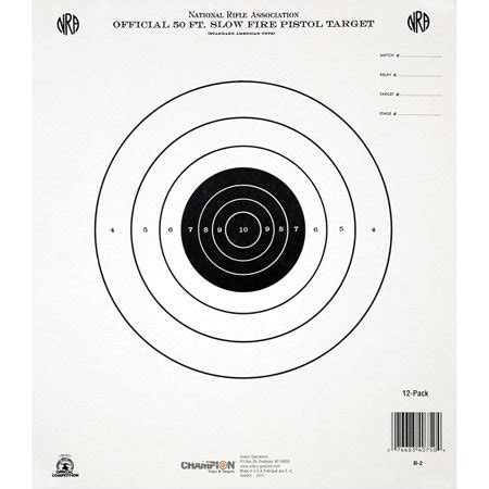 Target 5 50 Printable