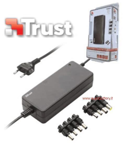 alimentatore universale trust trust alimentatore universale notebook 90 watt 15814 ebay