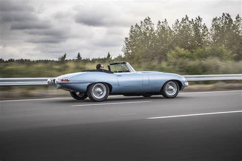 Jaguar Jaguar jaguar s e type zero is the most beautiful electric car
