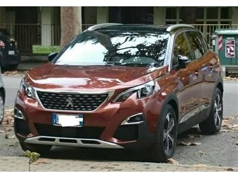 used peugeot suv for sale sold peugeot 3008 nuovo suv gt lin used cars for sale