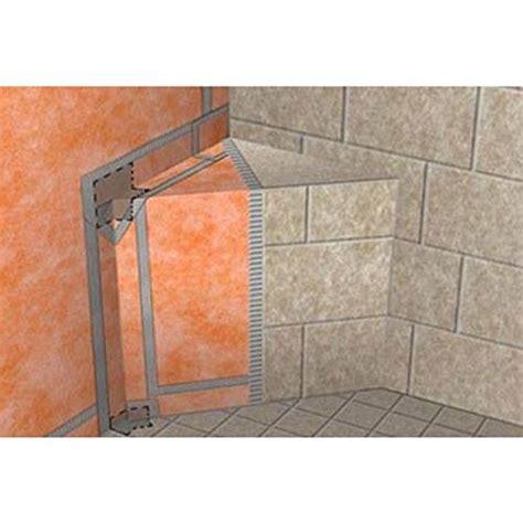 schluter kerdi shower bench schluter kers b corner shower bench neo angle kit schillings