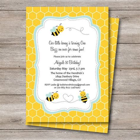 Invitation Letter For Quiz Bee 17 Best Ideas About Bumble Bee Birthday On Bee Bee Theme And To Bee