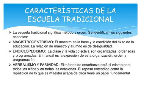 Modelo Curricular Racionalista Power Cap 2 Pedagog 237 A De La Educaci 243 N Tradicional