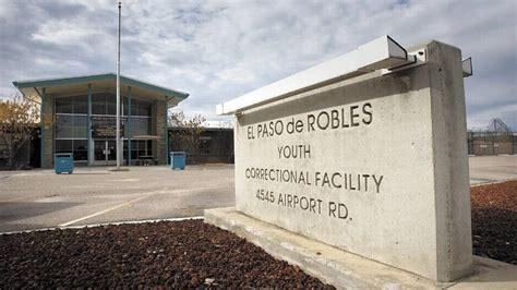 paso robles leaders push plan  acquire repurpose youth prison san luis obispo tribune