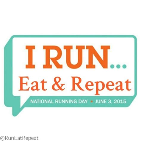 Run Eat Repeat national running day discounts
