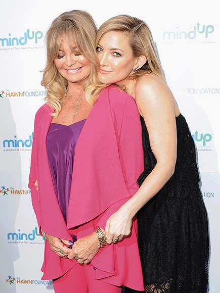 goldie hawn mother kate hudson and goldie hawn s mother s day plans people