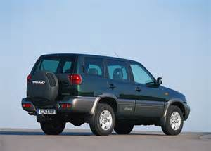 Nissan Terrano Features And Specifications 2001 Nissan Terrano Ii R20 Pictures Information And