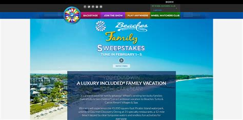 Www Wheeloffortune Com Sweepstakes - sam s club holiday getaway sweepstakes samsclub com