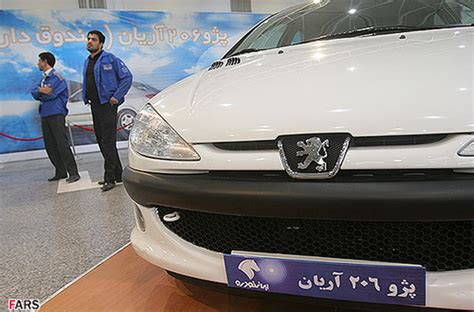 peugeot manufacturer iran says peugeot to be replaced by self suffient local