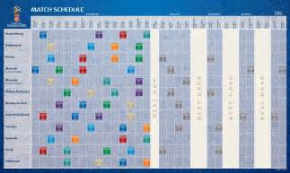 Eliminatorias Rusia 2018 Calendario Oficial Rusia 2018 Fifa Dio A Conocer El Calendario Oficial De
