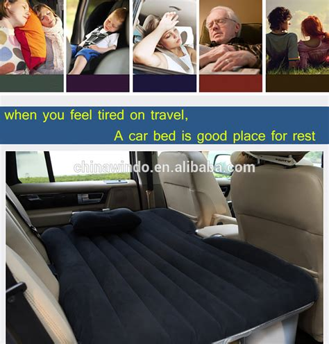 How To Transport A Mattress In A Car by Car Bed Pvc Travel Cushion Air Mattress