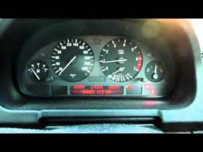 bmw e46 brake warning light reset autos post