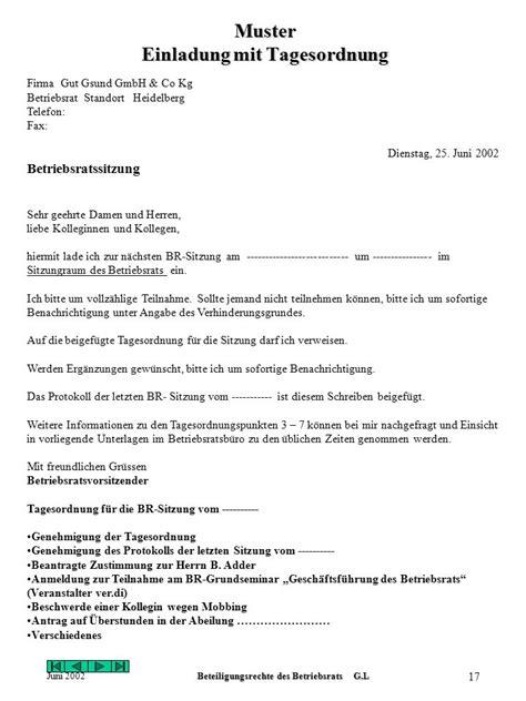 Musterbrief Beschwerde An Den Betriebsrat Betriebsverfassungsgesetz Ppt Herunterladen