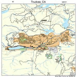 truckee california map truckee california map 0680588