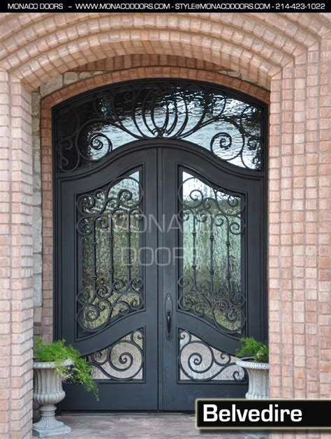 iron doors and gates monaco doors