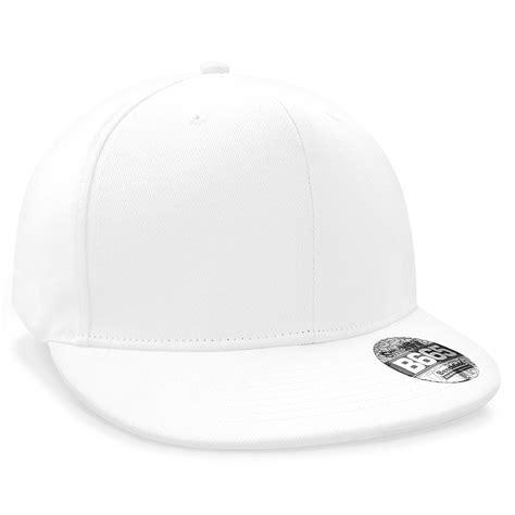 bc665 flat peak plain fitted hip hop rapper baseball cap